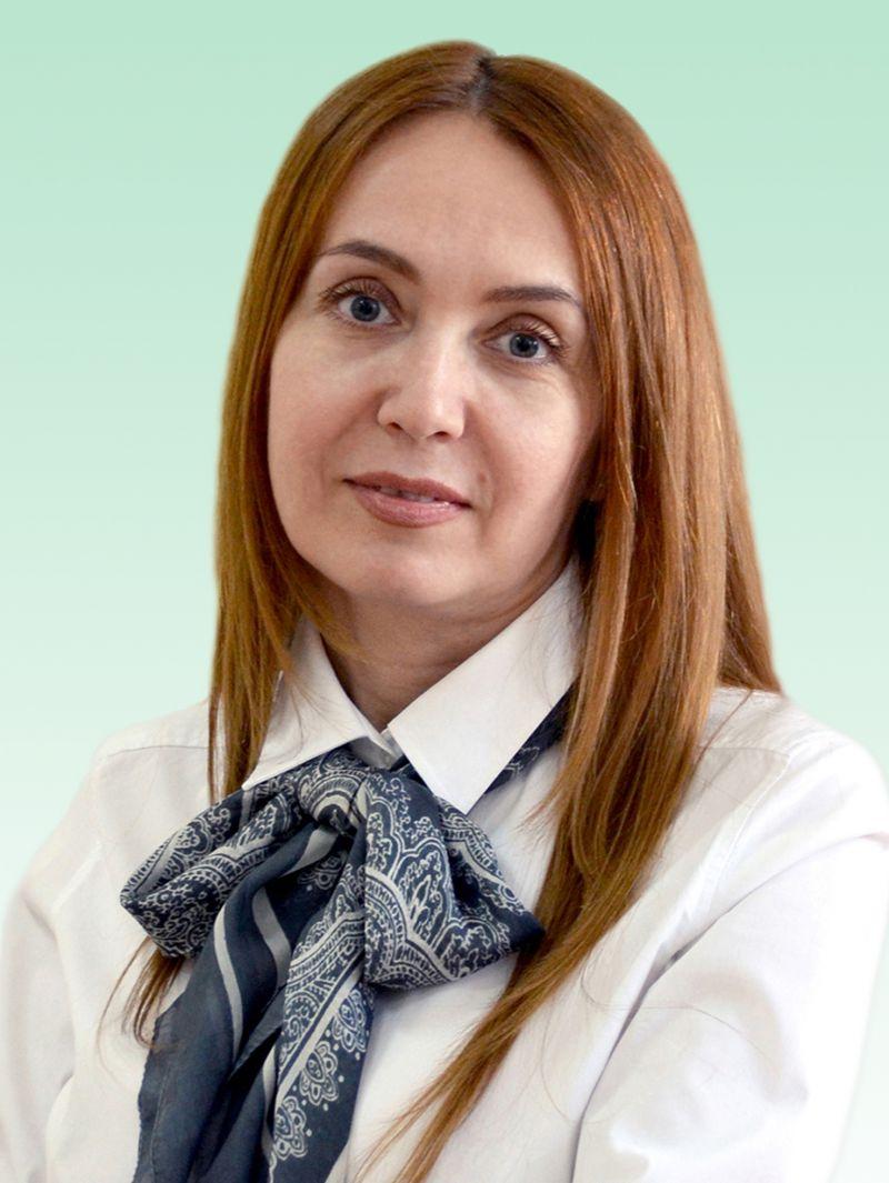 Баженова Наталья Геннадьевна