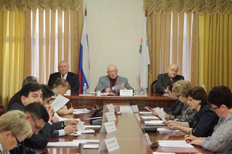 Депутаты обсуждают возможную реформу местного самоуправления