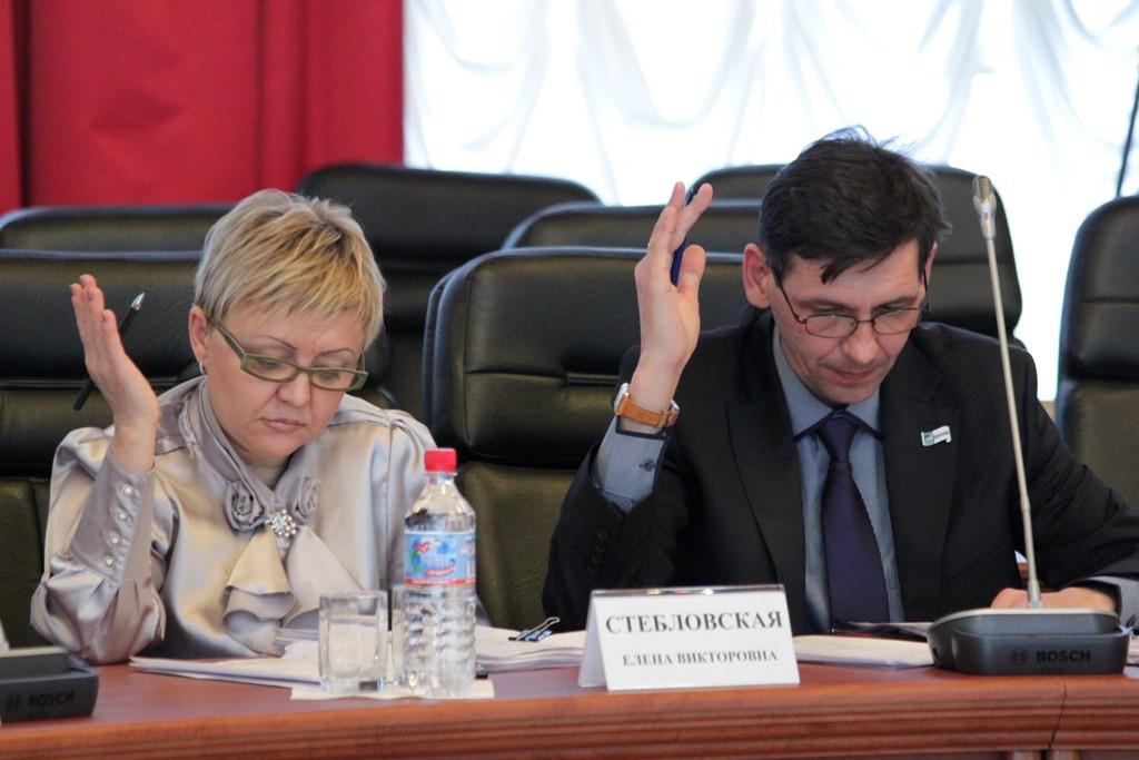 Депутаты фракции ЛДПР побывали в Смидовичском районе