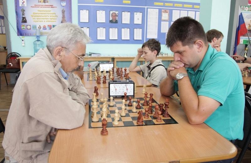 В Биробиджане состоялся турнир по шахматам