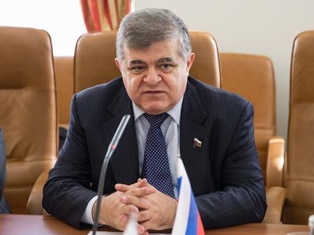 В. Джабаров находится с рабочей поездкой в ЕАО