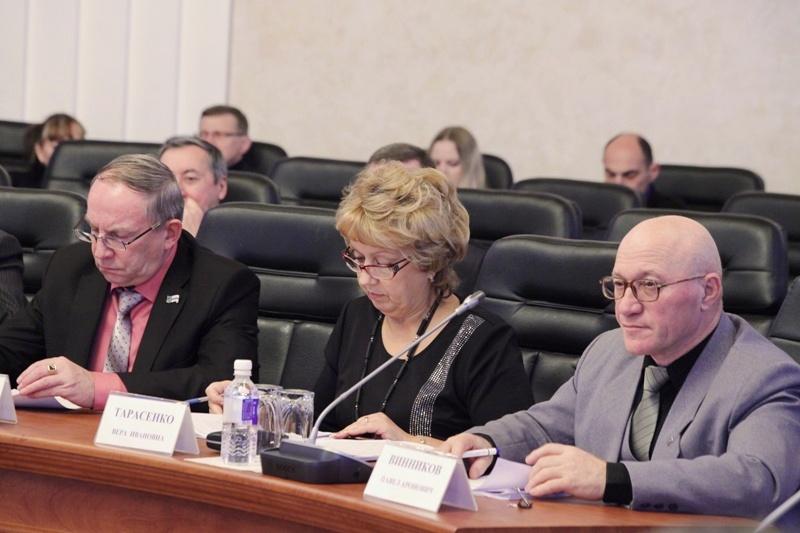 П. Винников: Депутаты и правительство согласовали свои позиции
