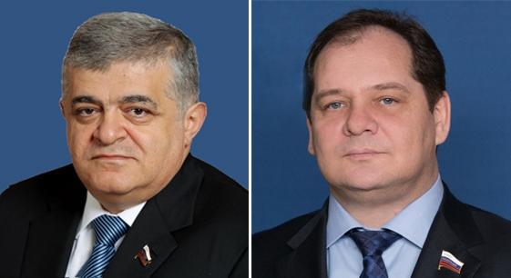 Сенаторы от ЕАО вошли в первую десятку медиарейтинга
