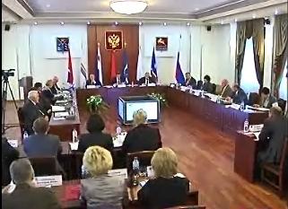Открылось заседание ассоциации «Дальний Восток и Забайкалье»