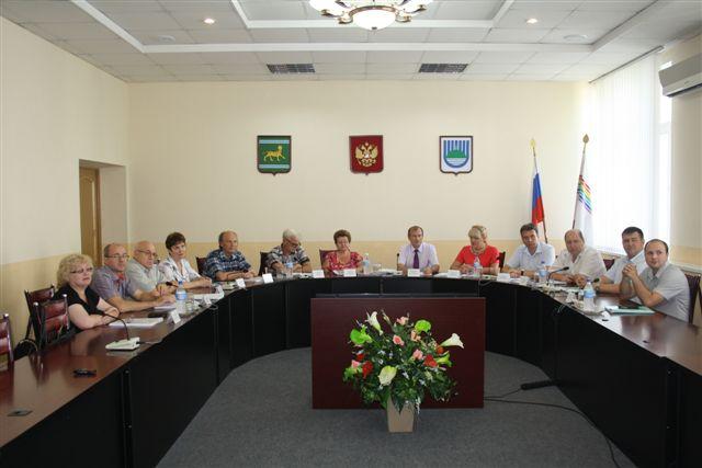 Депутаты парламента ЕАО поблагодарили коллег из Биробиджанской Думы