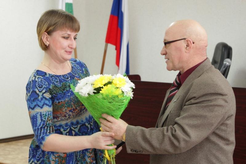 Сотрудники Биробиджанского военного суда получили награды парламента ЕАО