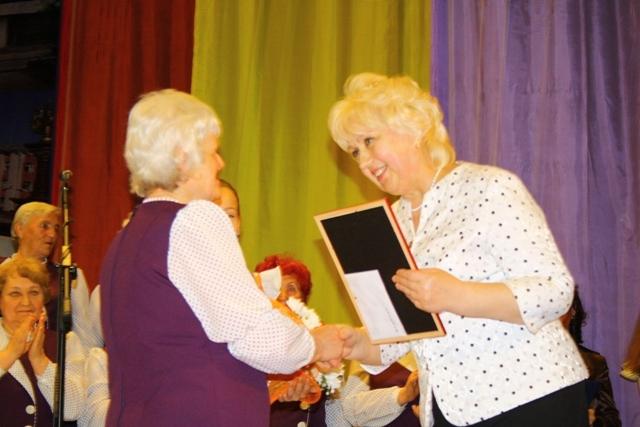 Серебряный юбилей отметил Биробиджанский хор ветеранов