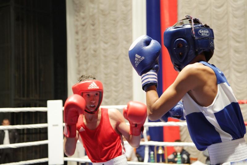 Завершился турнир по боксу на призы парламента ЕАО