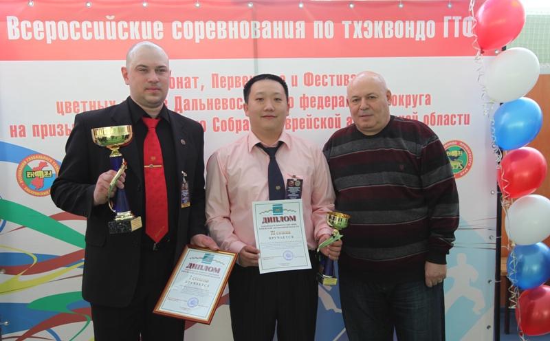 Хабаровские бойцы выиграли турнир на призы парламента ЕАО