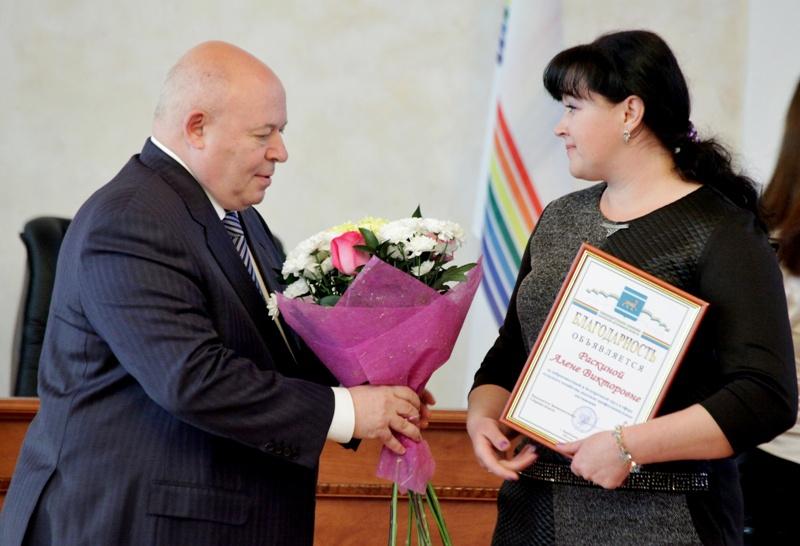 Работникам АПК вручены ведомственные и областные награды