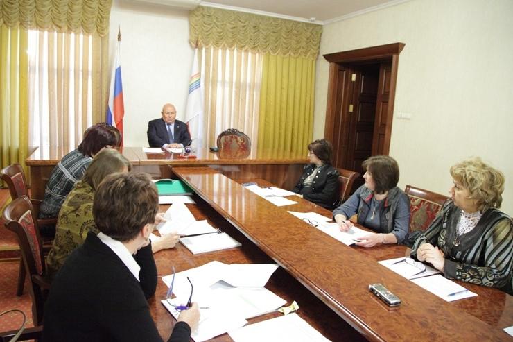 Обсуждается проект закона об образовании в ЕАО