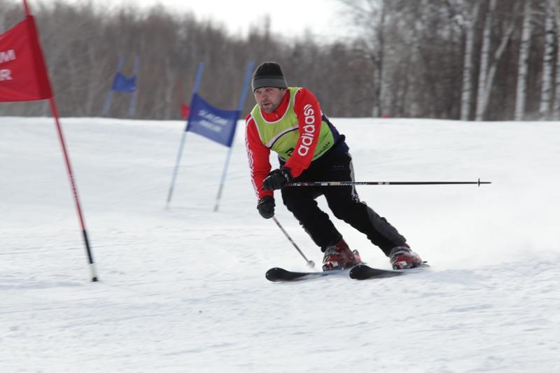 Завершился турнир по горным лыжам на призы Собрания
