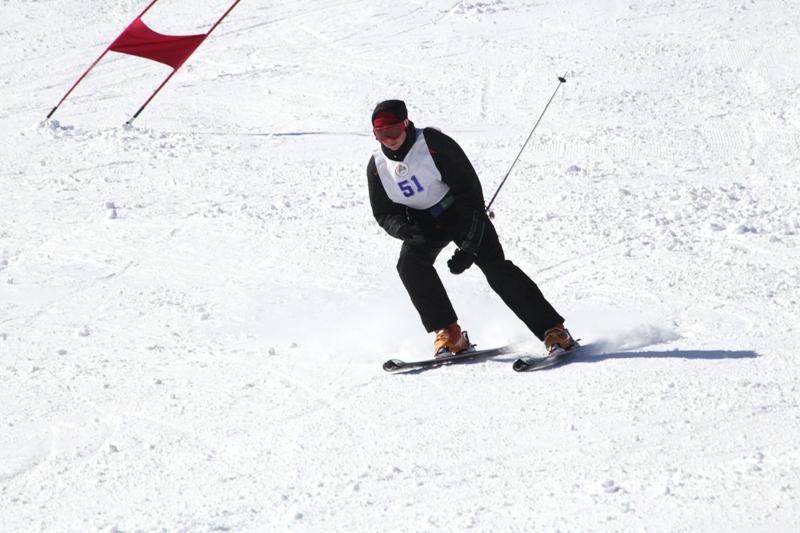 Спортсмены ЕАО выиграли горнолыжный турнир