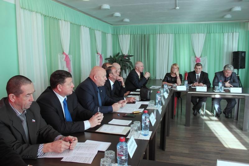 Состоялось заседание Совета руководителей представительных органов МСУ