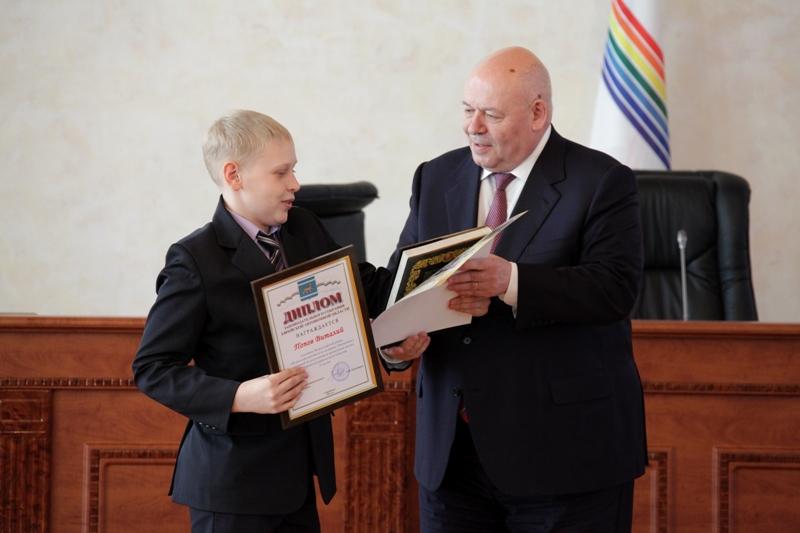 Знатоки истории получили награды парламента ЕАО