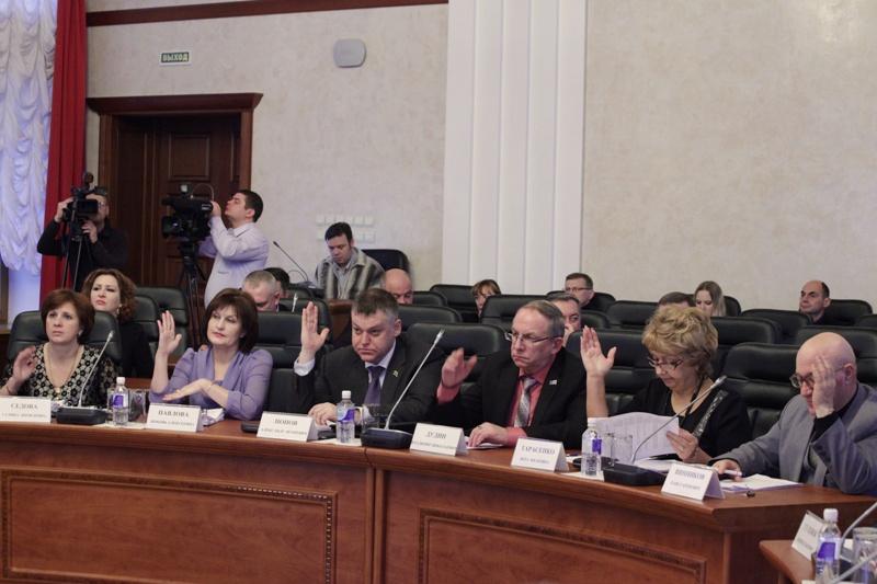 Закон об образовании в ЕАО принят в первом чтении