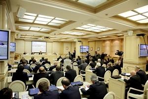 Законодатели обсудили перспективы развития страны