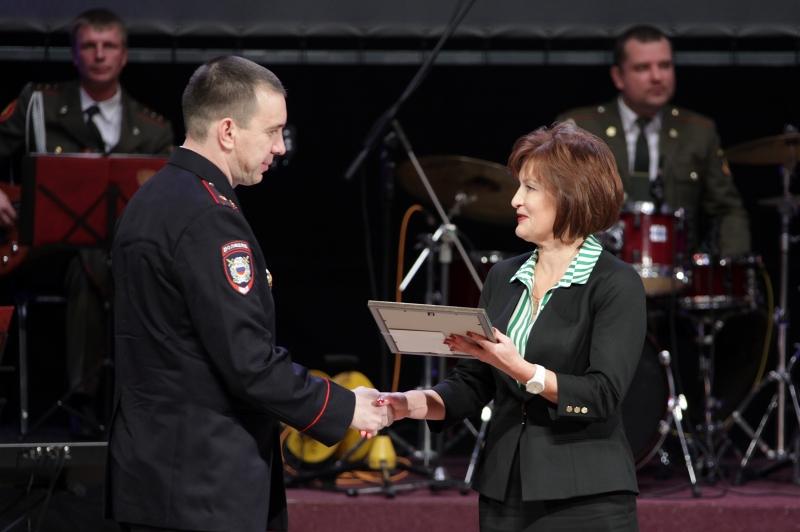 Вручены награды парламента ЕАО