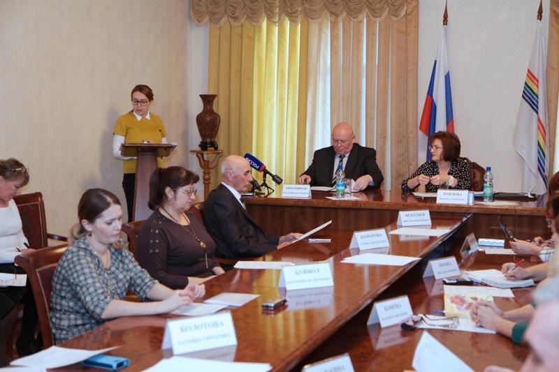 Депутаты обсудили вопросы развития бизнеса