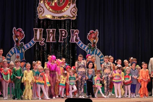 Цирковая студия Биробиджана отмечает юбилей