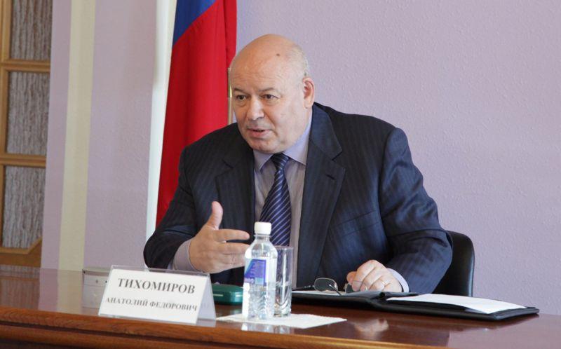 А. Тихомиров: Дальний Восток – особый регион