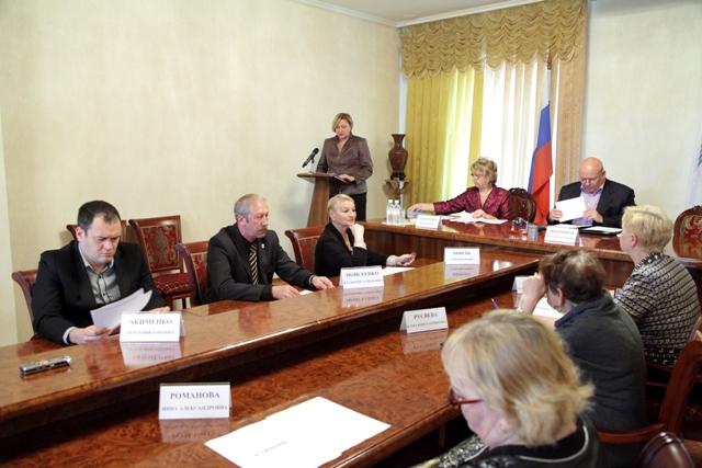 Совет по связям с общественностью обсудил проблемы инвалидов