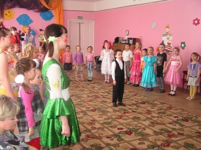 В селе Птичник открылась новая группа детского сада