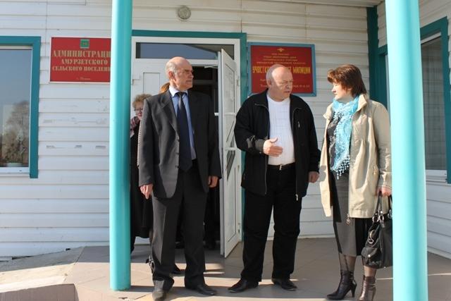 Спикер парламента ЕАО встретился с учителями и медработниками
