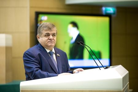 В. Джабаров: Без жесткой позиции Запада война на Украине продолжится