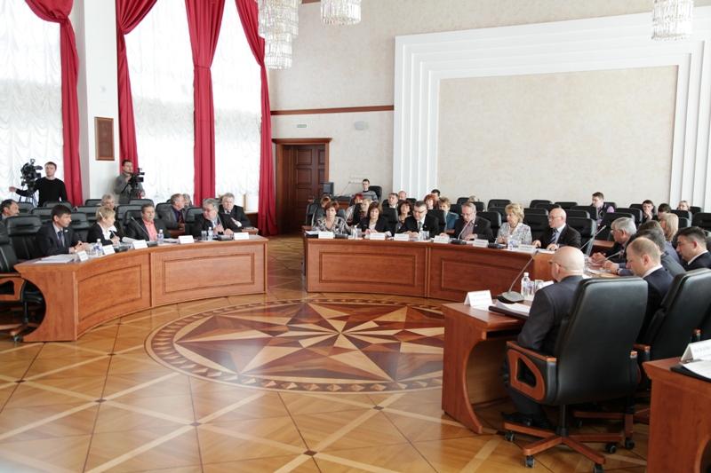 Депутаты устанавливают дополнительные требования к инвестпроектам