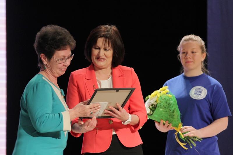 Награды парламента ЕАО вручены участникам школьной олимпиады