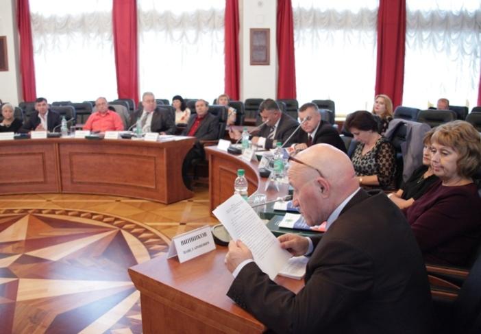 Состоялось последнее заседание пятого созыва Законодательного Собрания