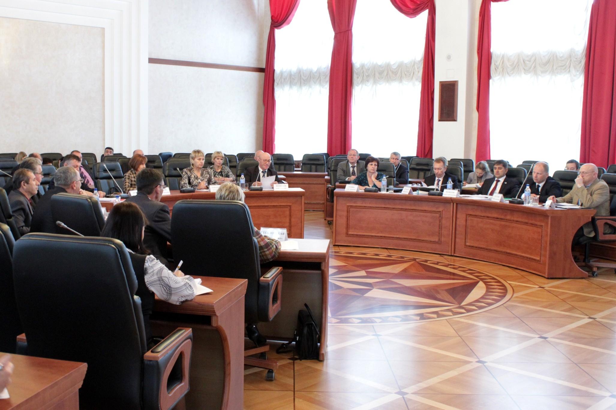 Подготовлен проект закона ЕАО об отзыве губернатора