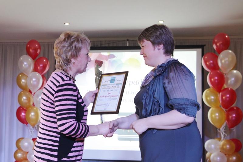 Награды парламента ЕАО вручены социальным работникам области