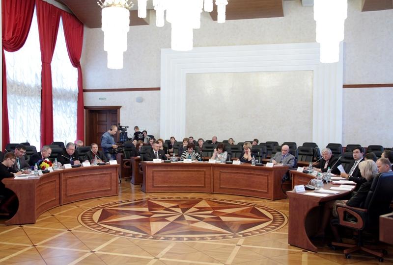 Депутаты рекомендуют не менять схему округов в поселениях