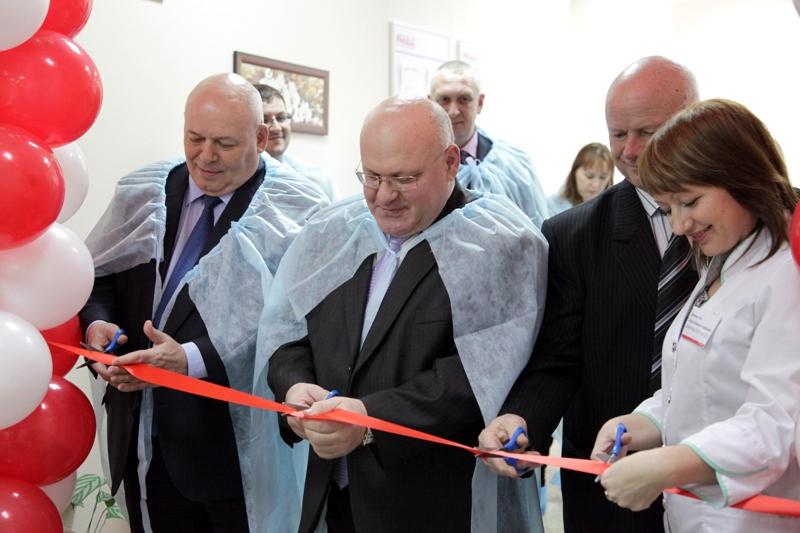 В ЕАО начал работу диализный центр