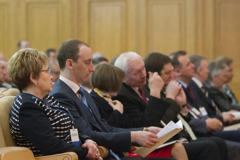 Международная конференция по МСУ продолжает свою работу
