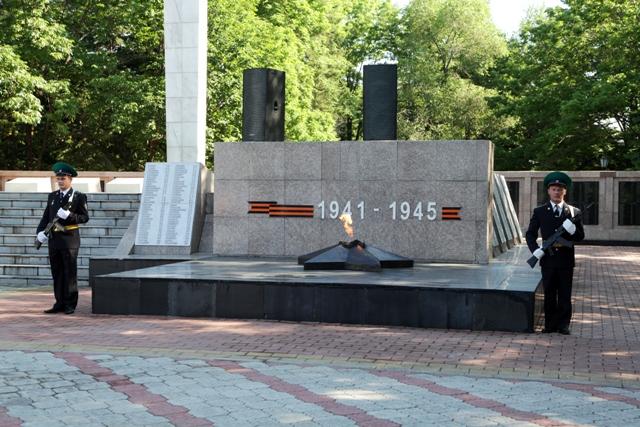 В ЕАО прошли митинги, посвященные началу Великой Отечественной войны