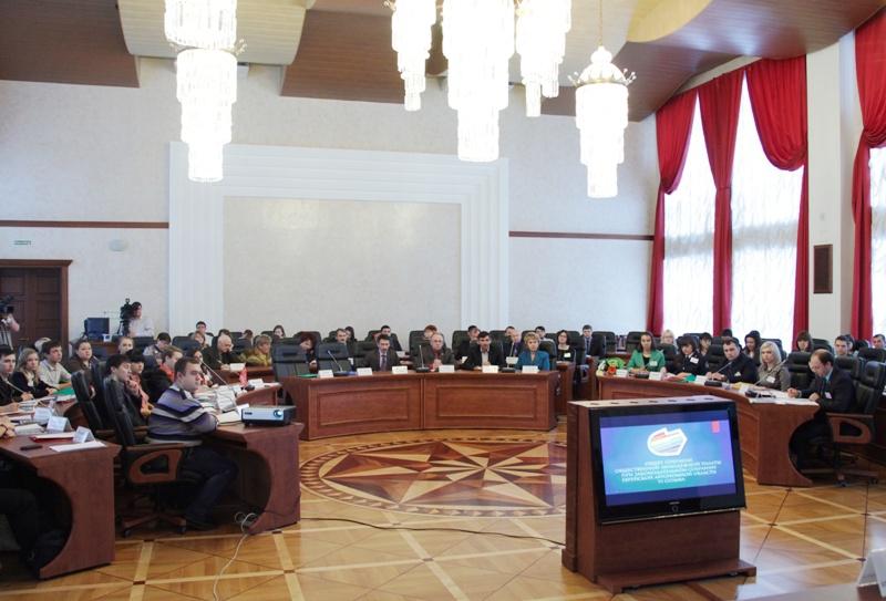 ОМП собралась на своё первое общее собрание