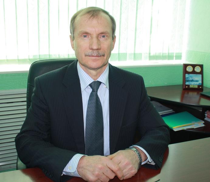Депутаты поздравили П. Ворожбита с юбилеем