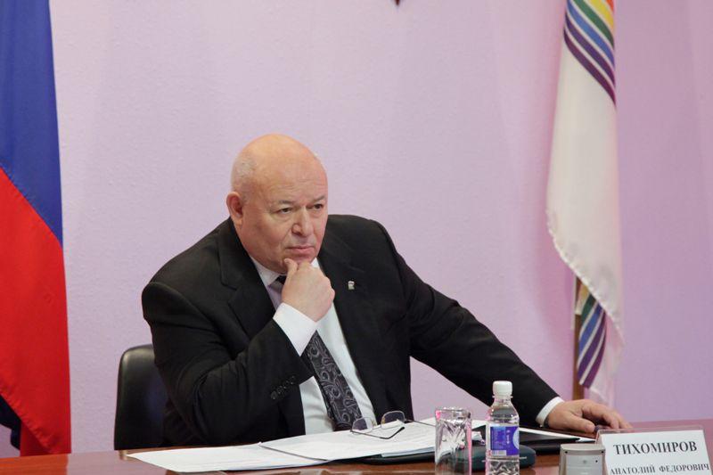 А. Тихомиров: Главное – учесть интересы людей