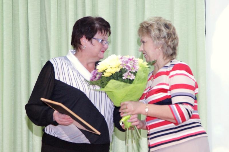 В. Тарасенко: Время ставит перед учителями новые задачи