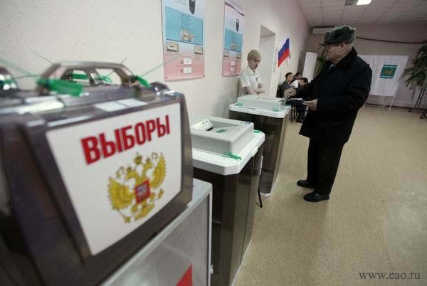 В Биробиджане и Облучье начались выборы депутатов