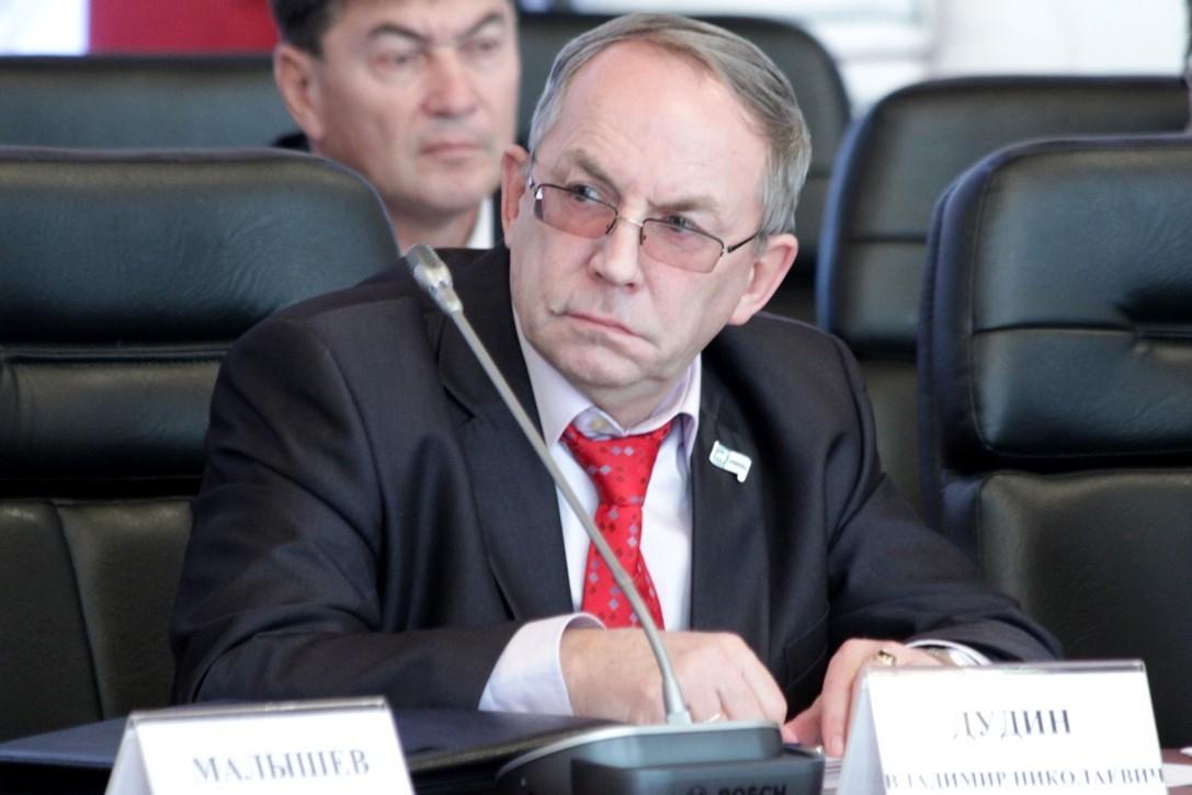 В. Дудин возглавил аграрный комитет