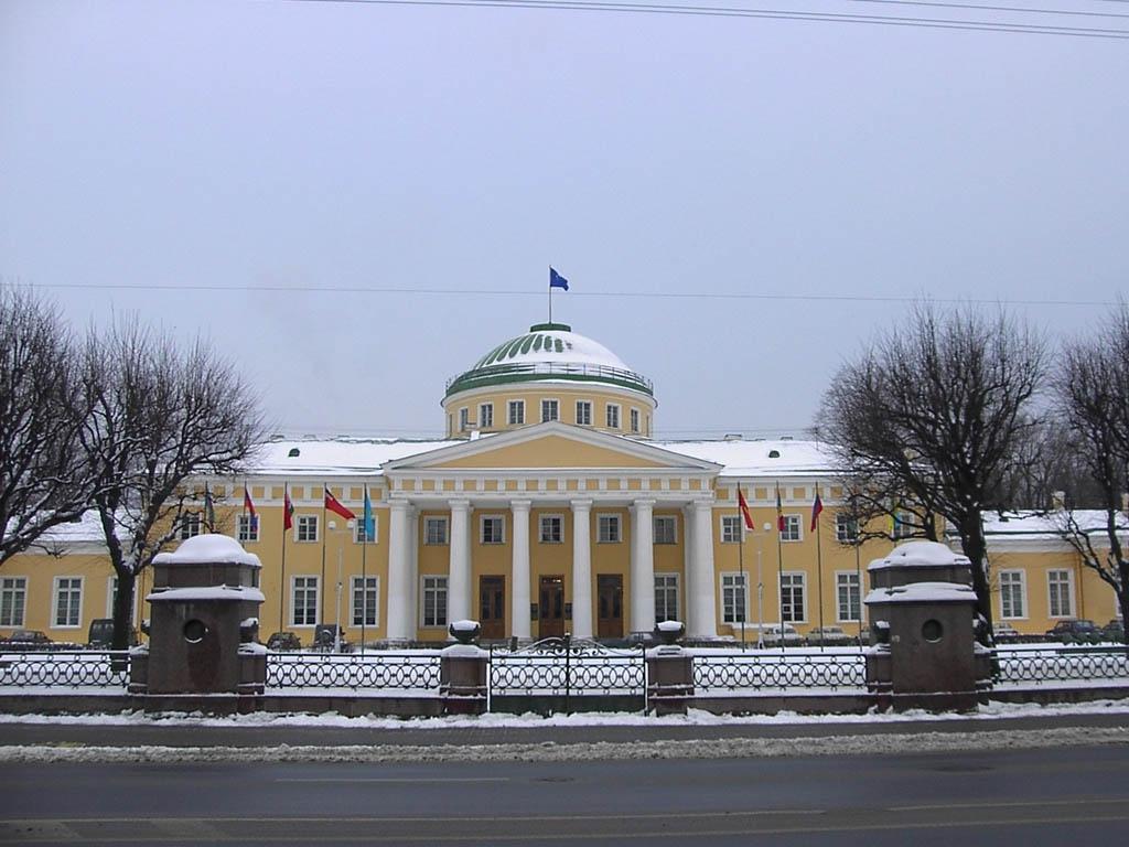 Совет законодателей РФ проводит очередное заседание