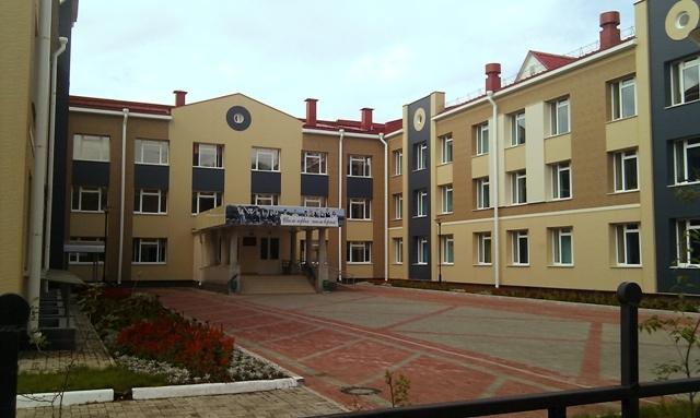 Первая школа Биробиджана готовится встретить 80-летний юбилей