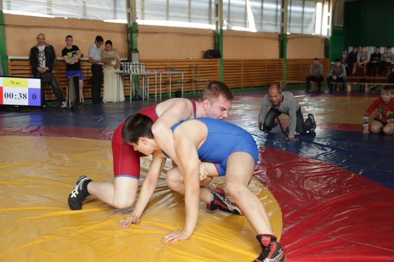 Завершился турнир по борьбе на призы парламента ЕАО