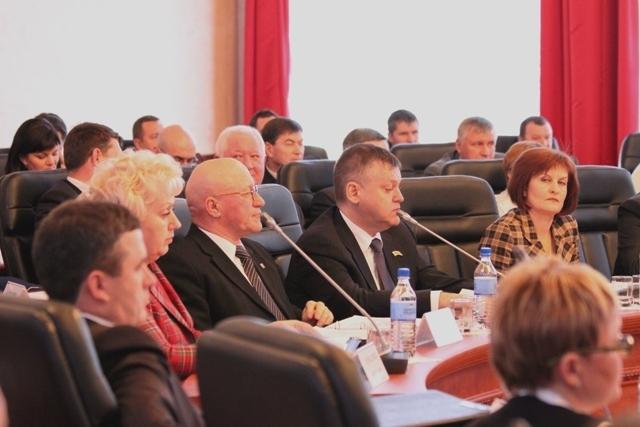 Готовятся изменения в Регламент областного парламента