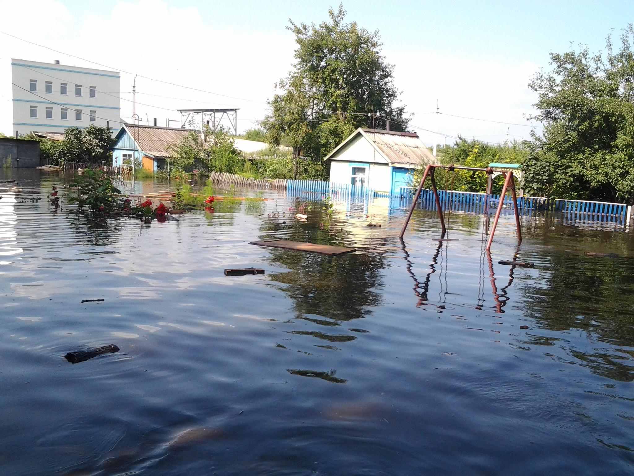 Строительство в зонах, подверженных затоплению, будет запрещено
