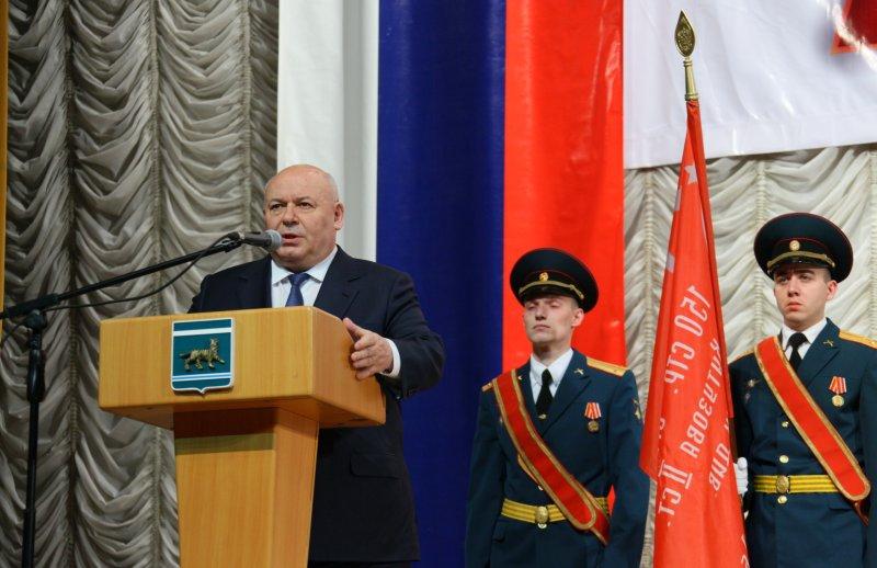 А. Тихомиров: У нашей армии одна задача – защищать Родину